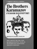 The Brothers Karamazov: The Garnett Translation (Norton Critical Editions)