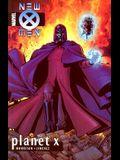 New X-Men Volume 6: Planet X Tpb