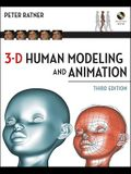 3-D Human Modeling and Animation [With CDROM]