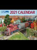 Model Railroader 2021 Calendar