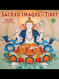 Sacred Images of Tibet 2020 Wall Calendar: Thangka Meditation Paintings by the Tsering Art School