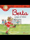 Berta Juega Al Futbol