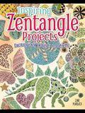 Inspiring Zentangle Projects