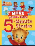 More Daniel Tiger 5-Minute Stories