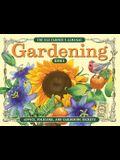 The Old Farmer's Almanac Gardening Calendar: Advice, Folklore, and Gardening Secrets