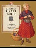 Kirsten's Craft Book (American Girls Pastimes)