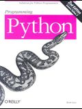Programming Python [With CDROM]
