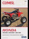 Honda Trx450r and Trx450er 2004-2009