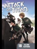 Attack on Titan, Volume 18