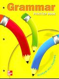 Grammar Grade 1 Practice Book: McGraw-Hill Reading