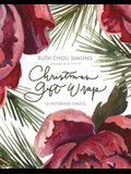 Ruth Chou Simons Christmas Gift Wrap: 12 Sheets of 18- X 24-Inch Wrapping Paper