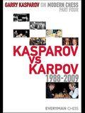 Kasparov vs. Karpov, 1988-2009