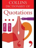 Collins Dictionary of Quotations