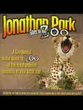 Jonathan Park Goes to the Zoo: A Creationist Audio Guide to 100 of the Most Popular Animals at Your Local Zoo!