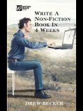 Write a Non-fiction Book in Four Weeks