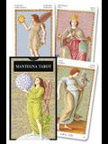 Mantegna Tarot: Tarot Cards with Silver Decoration, Instructions