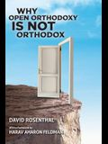 Why Open Orthodoxy Is Not Orthodox
