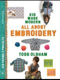 All about Embroidery