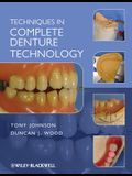 Techniques in Complete Denture
