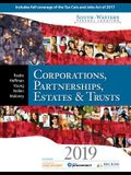South-Western Federal Taxation 2019: Corporations, Partnerships, Estates and Trusts (with Intuit Proconnect Tax Online 2017& RIA Checkpoint, 1 Term (6