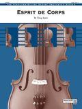 Esprit de Corps: Conductor Score