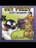 Get Fuzzy: 2012 Wall Calendar