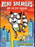 Remy Sneakers and the Lost Treasure (Remy Sneakers #2), 2