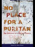 No Place for a Puritan: The Literature of California's Deserts