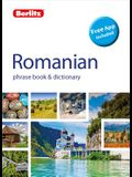 Berlitz Phrase Book & Dictionary Romanian(bilingual Dictionary)