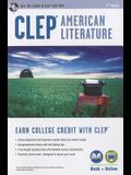 Clep(r) American Literature Book + Online