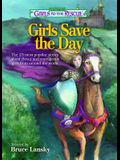 The Best of Girls to the Rescue--Girls Save the Day: The 25 Most Popular Stories about Clever and Courageous Girls from Around the World