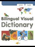 Bilingual Visual Dictionary: Turkish-English [With CD (Audio)]