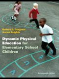 Dynamic Physical Education for Elementary School Children, Vitalsource for Western Governors University