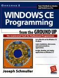 Windows CE Programming from the Ground Up