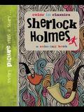 Sherlock Holmes: Color in Classics