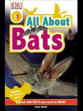 DK Readers L1: All about Bats: Explore the World of Bats!