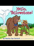 Hello, Yellowstone!