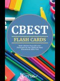 CBEST Flash Cards Book: Review Prep with 300+ Flashcards for the California Basic Educational Skills Test