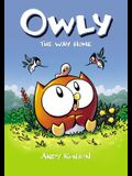 The Way Home (Owly #1), Volume 1