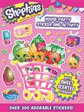 Shopkins House Party Sticker and Activity, Volume 5