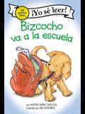 Bizcocho Va a la Escuela: Biscuit Goes to School (Spanish Edition)