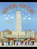 New York, New York!: The Big Apple from A to Z