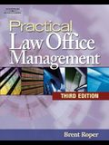 Practical Law Office Management [With CDROM]