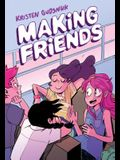 Making Friends (Making Friends #1), Volume 1