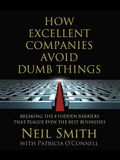 How Excellent Companies Avoid Dumb Things: Breaking the 8 Hidden Barriers That Plague Even the Best Businesses