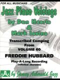 Jazz Piano Voicings: Transcribed Comping from Volume 60 Freddie Hubbard