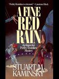 A Fine Red Rain (Inspector Porfiry Rostnikov Mystery)