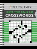 Brain Games - Lower Your Brain Age - Crosswords
