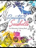 Beautiful Seashells For Relaxation Coloring Book
