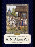 The Complete Folktales of A. N. Afanas'ev, Volume II